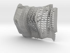Wave Meshmixer Support in Aluminum