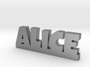 ALICE Lucky in Natural Silver