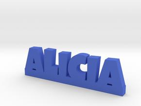 ALICIA Lucky in Blue Processed Versatile Plastic