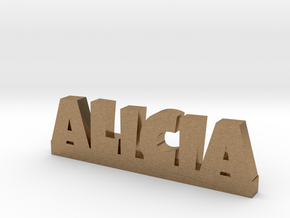 ALICIA Lucky in Natural Brass
