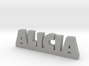 ALICIA Lucky in Aluminum