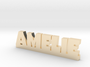 AMELIE Lucky in 14K Yellow Gold