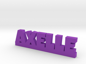AXELLE Lucky in Purple Processed Versatile Plastic