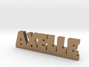 AXELLE Lucky in Natural Brass
