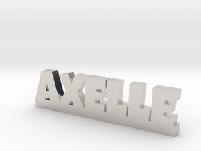 AXELLE Lucky in Platinum