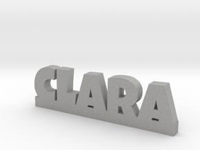 CLARA Lucky in Aluminum