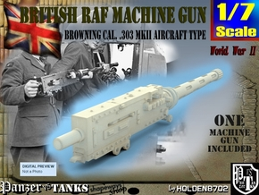 1-7 Browning 303 MkII RAF in Smooth Fine Detail Plastic