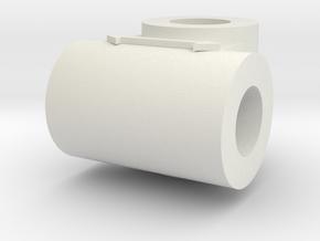 "Shopsmith Magna 18"" scroll saw jigsaw yoke slider in White Natural Versatile Plastic"