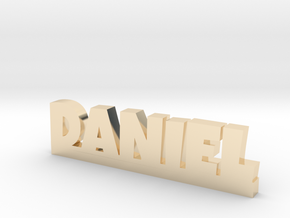 DANIEL Lucky in 14K Yellow Gold
