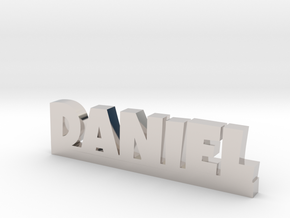 DANIEL Lucky in Platinum