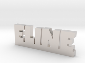 ELINE Lucky in Platinum