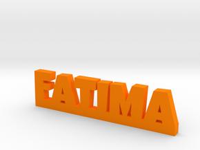 FATIMA Lucky in Orange Processed Versatile Plastic