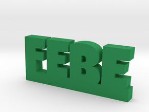 FEBE Lucky in Green Processed Versatile Plastic