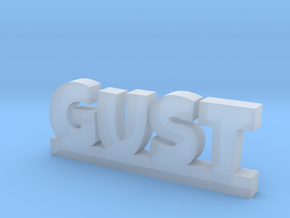 GUST Lucky in Smooth Fine Detail Plastic