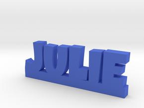 JULIE Lucky in Blue Processed Versatile Plastic