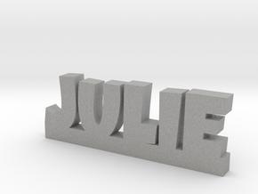 JULIE Lucky in Aluminum