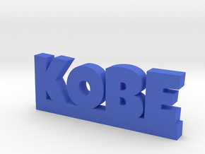 KOBE Lucky in Blue Processed Versatile Plastic