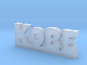 KOBE Lucky in Smooth Fine Detail Plastic