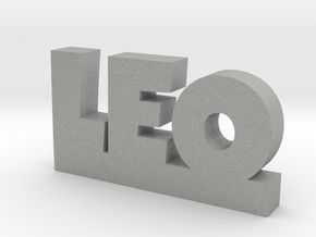 LEO Lucky in Aluminum