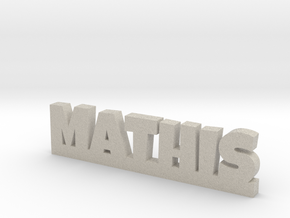 MATHIS Lucky in Natural Sandstone