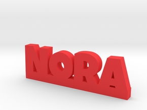 NORA Lucky in Red Processed Versatile Plastic