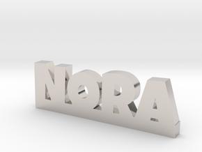 NORA Lucky in Platinum