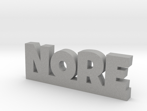 NORE Lucky in Aluminum
