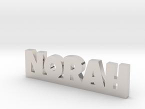 NORAH Lucky in Platinum