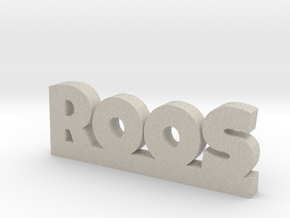 ROOS Lucky in Natural Sandstone