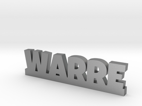 WARRE Lucky in Natural Silver