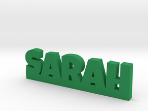 SARAH Lucky in Green Processed Versatile Plastic