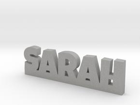 SARAH Lucky in Aluminum