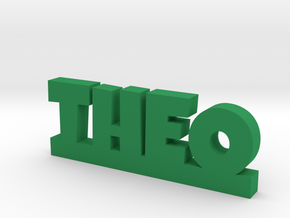 THEO Lucky in Green Processed Versatile Plastic