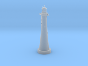 Lighthouse - Eddystone Rocks 1/700th scale in Smoothest Fine Detail Plastic