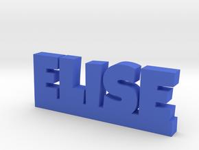 ELISE Lucky in Blue Processed Versatile Plastic