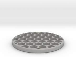 Honeycomb KillFlash 41.5mm 3mmHeight 1.0335mmWall in Aluminum