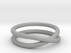 rollercoaster - internal ring in Aluminum: 5 / 49