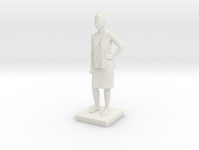 Printle C Femme 077 - 1/35 in White Strong & Flexible