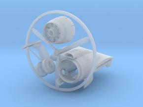Martinliner 202 Nacelle in Smooth Fine Detail Plastic