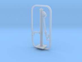 Water Hand Pump Type BK (TT 1:120) in Smooth Fine Detail Plastic