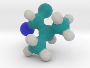 Amino Acid: Valine in Full Color Sandstone