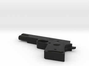 Colt M1911 in Black Natural Versatile Plastic