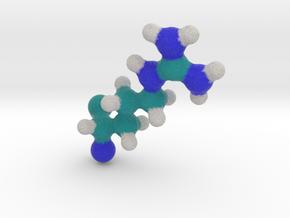 Amino Acid: Arginine in Full Color Sandstone