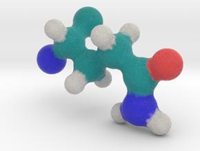 Amino Acid: Glutamine in Full Color Sandstone