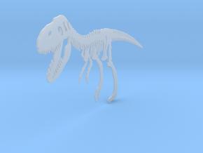 T-Rex in Smooth Fine Detail Plastic