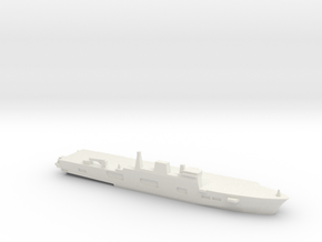 HMS Ocean (L12), 1/600 in White Natural Versatile Plastic