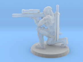38mm SpecFor Sniper 2 in Smooth Fine Detail Plastic