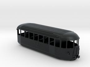 FCL M1c 87 (Piaggio) in Black Hi-Def Acrylate