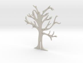 "Holder ""2d-tree-a"" in Natural Sandstone"