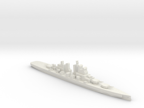 USS Baltimore in White Natural Versatile Plastic